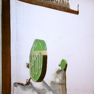 fn, 2006, 73x73cm