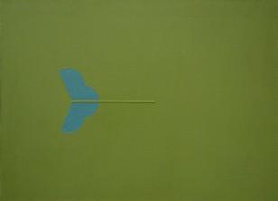 par avion, 2008, 60x81cm