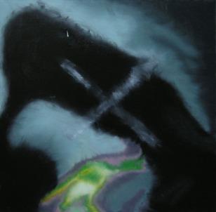 my jako wilkołaki, 2008, 70x70