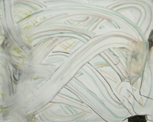 Houellebecq (Atomized), 2008, 80x100cm