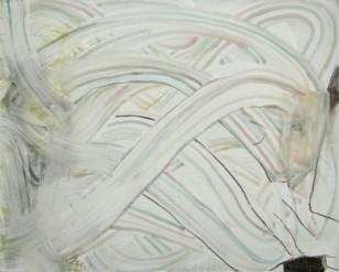 Houellebecq (Cząstki elementarne), 2008, 80x100cm