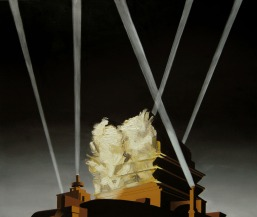 free access to the goods of culture, 2009, 100x120cm