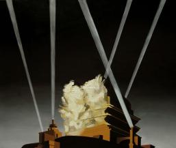 wolny dostęp do dóbr kultury, 2009, 100x120cm