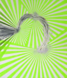 weltschmerz, 2009, 130x110cm