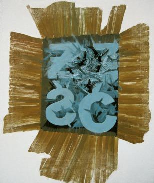 poliszbox, 2009, 60x50cm