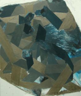 plexiglas, 2010, 120x100cm