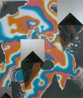 Gizeh, 2011, 170x140cm