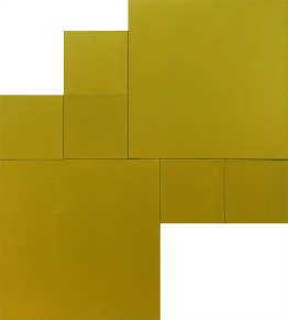 2 golden pieces is more than 5 golden pieces, 2011, max 100x90cm