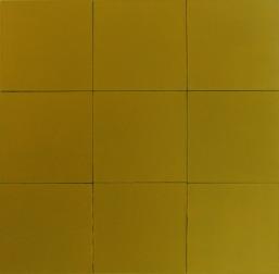 9 złotych, 2011, 90x90cm