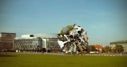 Sen o Warszawie, 2011, kolaż cyfrowy