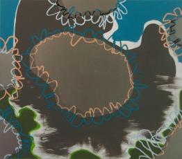 wordglue, 2012, 150x170cm