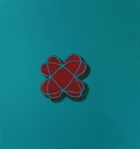 dreamflake, 2013, 150x160cm