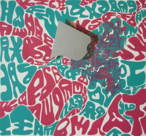 hazy, 2013, 150x160cm