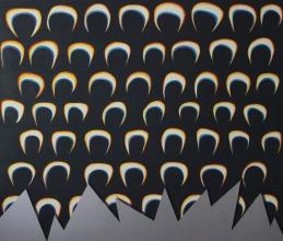 obraz na faktach autentycznych, 2014, 170x200cm