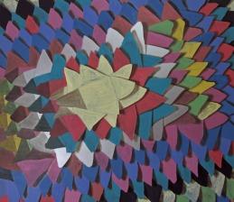 wdech, 2014, 160x180cm