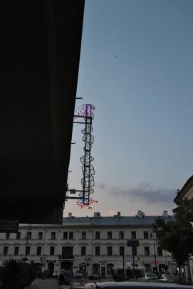 open city VIII, 2016, Lublin