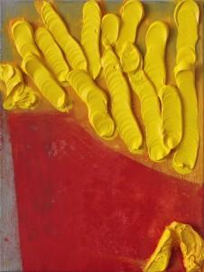 grubełek frytek, 2017, 29x17cm