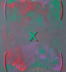 IAOI (I am ontologically involved), 2016, 120x110cm